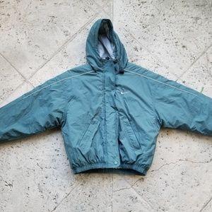 🚨🚨SOLD🚨🚨Rare Vtg New 90s Nike White Jacket